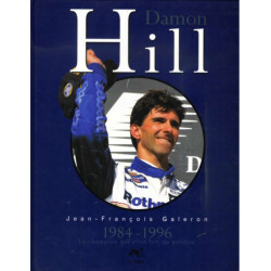 DAMON HILL 1984 / 1996  LE...