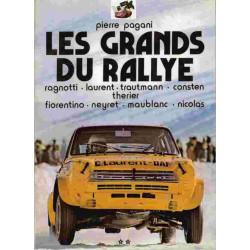LES GRANDS DU RALLYE TOME 2...