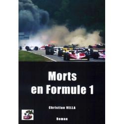 MORTS EN FORMULE 1 Librairie Automobile SPE P128