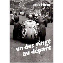UN DES VINGT AU DEPART Librairie Automobile SPE P154