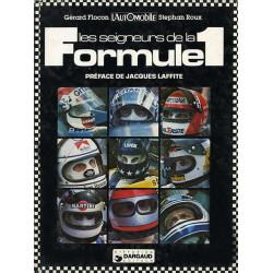 LES SEIGNEURS DE LA FORMULE 1 Librairie Automobile SPE 9782731500011
