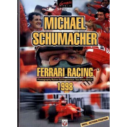 MICHAEL SCHUMACHER - FERRARI RACING 1998 Librairie Automobile SPE 9781901295474