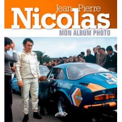 JEAN PIERRE NICOLAS - MON ALBUM PHOTO Librairie Automobile SPE 9782910434489