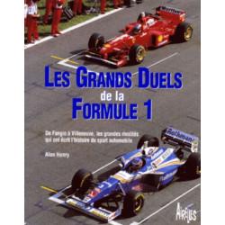 LES GRANDS DUELS DE LA FORMULE 1 Librairie Automobile SPE 9782940125258