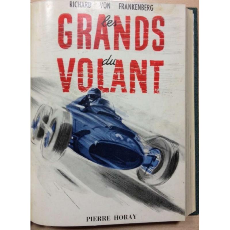 LES GRANDS DU VOLANT Librairie Automobile SPE LES GRANDS DU VOLANT