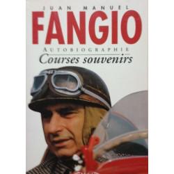 JUAN MANUEL FANGIO - Courses souvenirs Librairie Automobile SPE 9782840981473