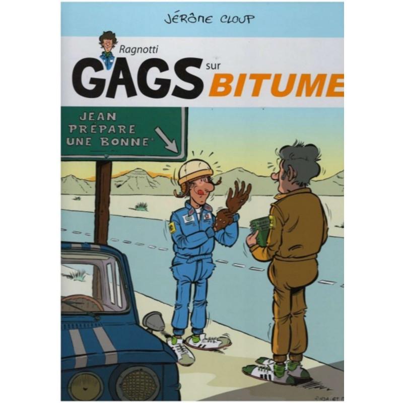 RAGNOTTI Jean prépare une bonne - Tome 4 Librairie Automobile SPE tome 4-9791096305001