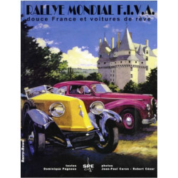 RALLYE MONDIAL FIVA Edition SPE Barthelemy Librairie Automobile SPE 9782912838070