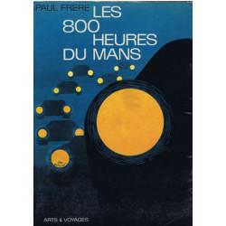 LES 800 HEURES DU MANS (édition originale 1967) Librairie Automobile SPE 800h