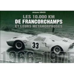 Les 10000 km de Francorchamps et leurs métamorphoses