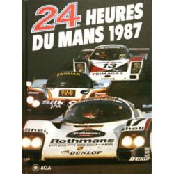 24 HEURES DU MANS 1987