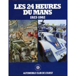 Les 24 heures du Mans 1923-1982 / Christian MOITY / Edition ACO-29033560804