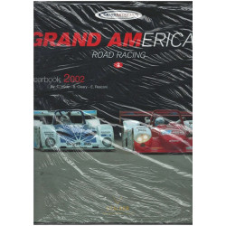 GRAND AMERICAN ROAD RACING Yearbook 2002 Librairie Automobile SPE GRAND AMERICAN yearbook 2002