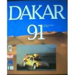 DAKAR 1991 Librairie Automobile SPE 9782010174667