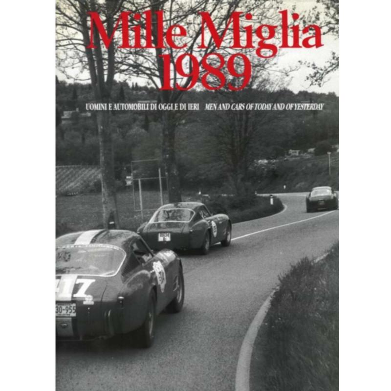 Mille Miglia 1989 Librairie Automobile SPE