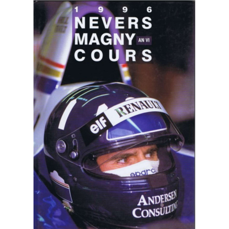 NEVERS MAGNY COURS AN VI - 1996 Librairie Automobile SPE 9782905506146