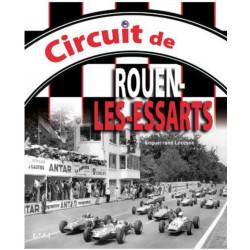 CIRCUIT DE ROUEN-LES-ESSARTS Librairie Automobile SPE 22430