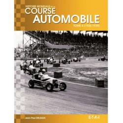 HISTOIRE MONDIALE DE LA COURSE AUTOMOBILE 1936-1939 ( TOME 4 ) Librairie Automobile SPE 9791028300272