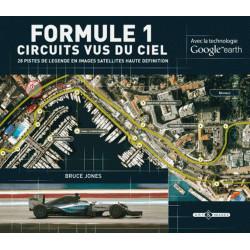 FORMULE 1 CIRCUITS VUS DU CIEL Librairie Automobile SPE 9782913952812