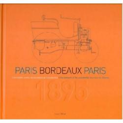 1895 PARIS BORDEAUX PARIS -