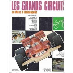 LES GRANDS CIRCUITS du MANS à INDIANAPOLIS Librairie Automobile SPE GRDcircuit