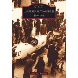 COURSES AUTOMOBILES 1900-1914 Librairie Automobile SPE 9782849101636