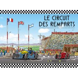 LE CIRCUIT DES REMPARTS Librairie Automobile SPE 9791094181003