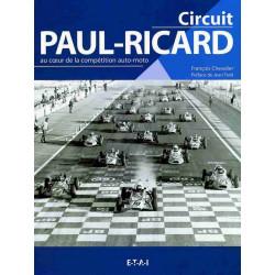 CIRCUIT PAUL-RICARD / François Chevalier / Edition ETAI-9782726893951