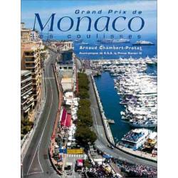 GRANDS PRIX DE MONACO Les Coulisses Librairie Automobile SPE 9782726885994