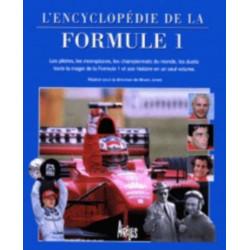 L 'ENCYCLOPÉDIE DE LA FORMULE 1 Librairie Automobile SPE 9782940125265