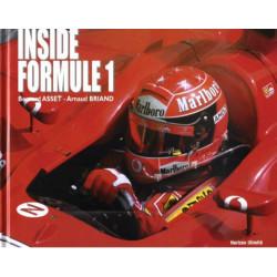 INSIDE FORMULE 1 Librairie Automobile SPE 9782847870510