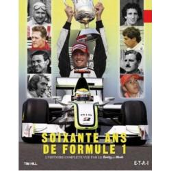 SOIXANTE ANS DE FORMULE 1 - HISTOIRE COMPLÈTE Librairie Automobile SPE 24027