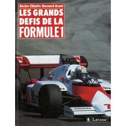 LES GRANDS DÉFIS DE LA FORMULE 1 Librairie Automobile SPE 9782035121639