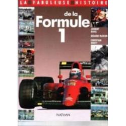 LA FABULEUSE HISTOIRE DE LA FORMULE 1 Librairie Automobile SPE NATHAN