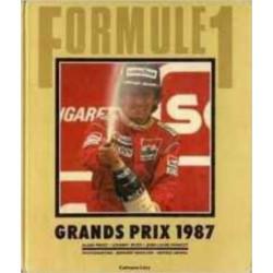 FORMULE 1 - GRANDS PRIX 1987