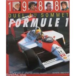 FORMULE 11988 - DUEL AU SOMMET Librairie Automobile SPE 9782851085764