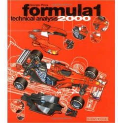 FORMULA 1 2000 TECHNICAL ANALYSIS Librairie Automobile SPE 9788879112420