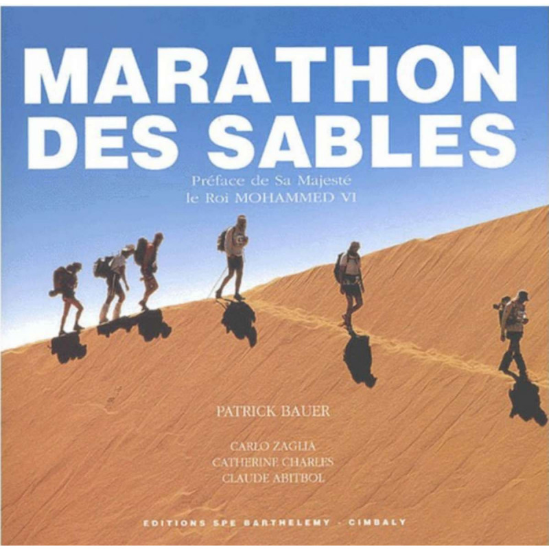 MARATHON DES SABLES Edition SPE Barthelemy Librairie Automobile SPE 9782912838087