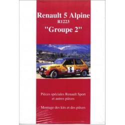 RENAULT 5 ALPINE R1223