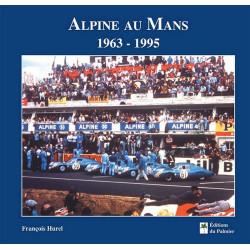 ALPINE AU MANS DE 1963 À 1995 Librairie Automobile SPE 9782360590407