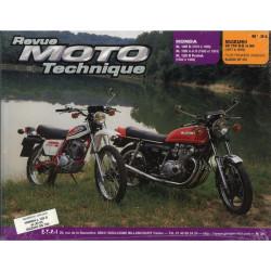 REVUE MOTO TECHNIQUE SUZUKI GS 750 de 1977 à 1979 - RMT 34 Librairie Automobile SPE 9782726890271