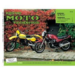 REVUE MOTO TECHNIQUE YAMAHA XJ 650 de 1981 à 1984 - RMT 43 Librairie Automobile SPE 9782726890370