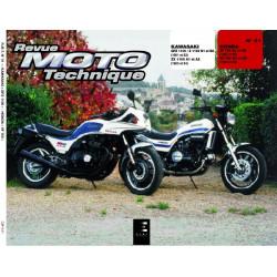 REVUE MOTO TECHNIQUE HONDA VF 750 de 1982 à 1983 - RMT 51 Librairie Automobile SPE 9782726890455