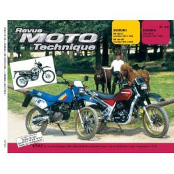 REVUE MOTO TECHNIQUE HONDA XLV 750 de 1983 à 1986 - RMT 62 Librairie Automobile SPE 9782726890561