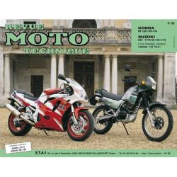 REVUE MOTO TECHNIQUE SUZUKI GSX-R 750 de 1992 et 1993 - RMT 89 Librairie Automobile SPE 9782726890837