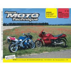 REVUE MOTO TECHNIQUE BMW K1 1000 et 1100 de 1995 à 1998 - RMT 90 Librairie Automobile SPE 9782726890844