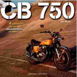 CB 750 4 cylindres qui ont révolutionné la moto