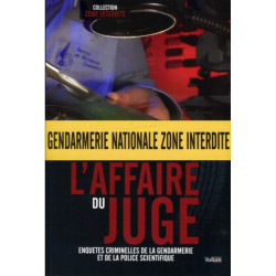 L 'affaire du juge Co-Edition SPE Barthelemy Librairie Automobile SPE 9782359600070