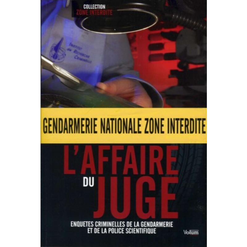 L 'affaire du juge Co-Edition SPE Barthelemy Librairie Automobile SPE 9782359600070