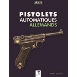 LES PISTOLETS AUTOMATIQUES ALLEMANDS Librairie Automobile SPE 9791028301361